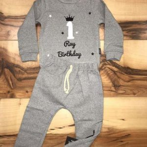 חליפת טרנינג – יום הולדת שלי
