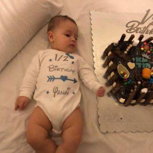 Baby Birthday – גיל חצי שנה חץ