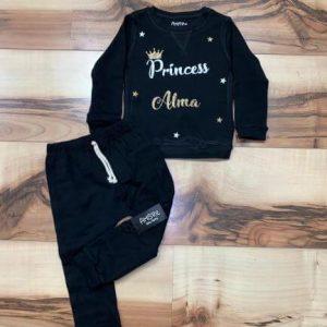 חליפת טרנינג – Prince Princess