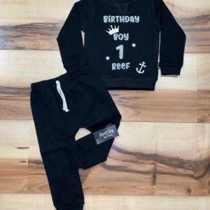 חליפת טרנינג – יום הולדת שלי עוגן