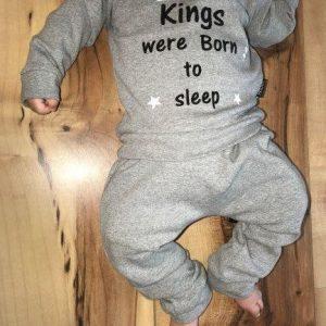 חליפת טרנינג – Sleep