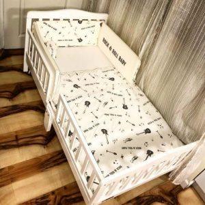 מגן מיטה \ נחשוש + שמיכת קיץ וחורף
