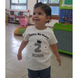 Happy B.day – מעוגל