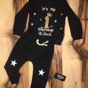חליפת טרנינג – יום הולדת דיסני
