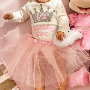 Baby Birthday – גיל חצי שנה כתר