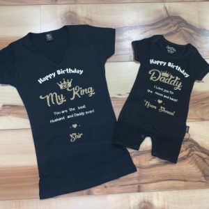 Family Birthday – סט הורה וילד