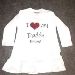 יום האהבה – אוהבות אותך אבא